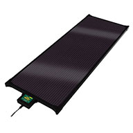 15 WATT / 830 mAMPS SOLAR PANEL Battery Charger