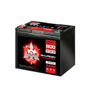 800W / 35AMP HOURS AGM 12V Starting Battery