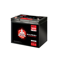 1800W / 80AMP HOURS AGM 12V Starting Battery