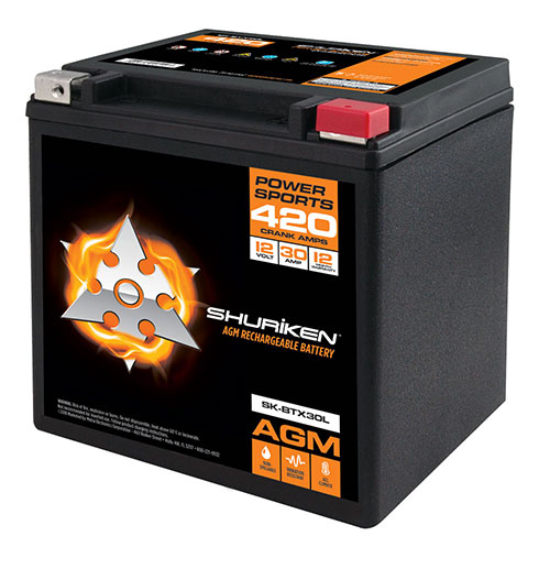 Battery Amp Hour Chart : Crank amps amp hours agm power sports v starting