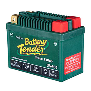 120 LCA / 120 AMP HOURS 12V Engine Start Battery