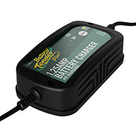 1.25 AMPS / 120VAC INPUT Selectable Battery Charger