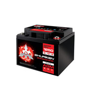 1250W / 45AMP HOURS AGM 12V Battery