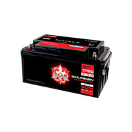 1750W / 75AMP HOURS AGM 12V Battery